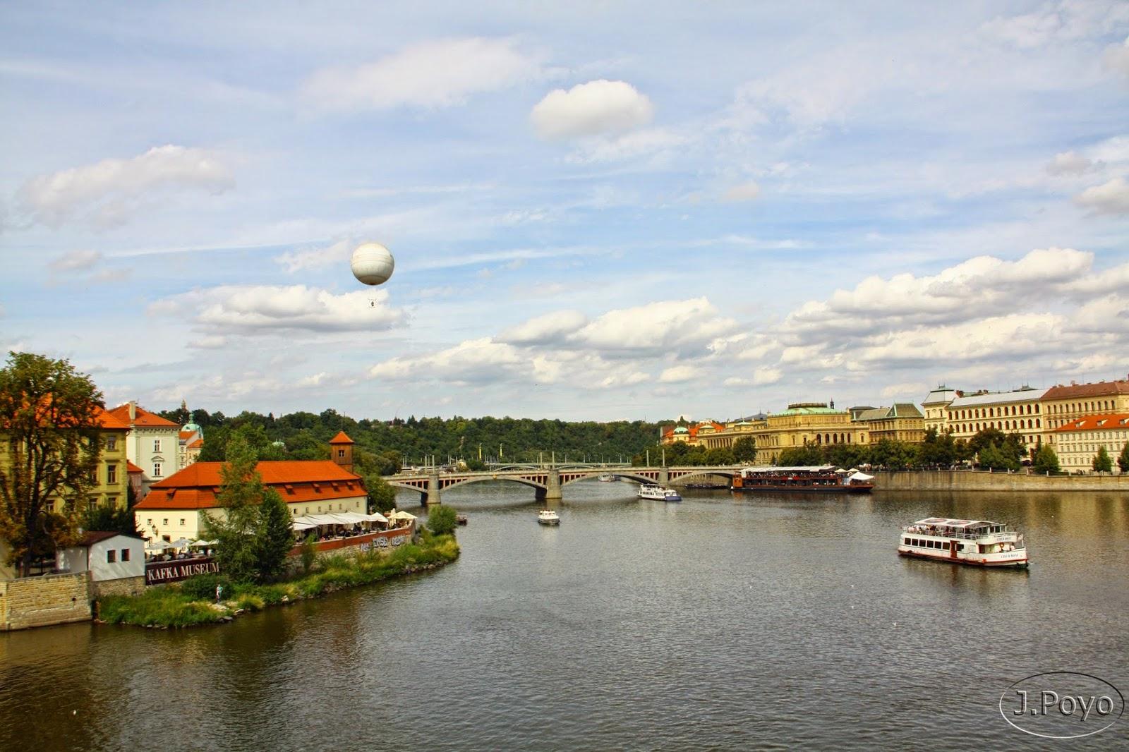 Puente de Carlos IV de Praga