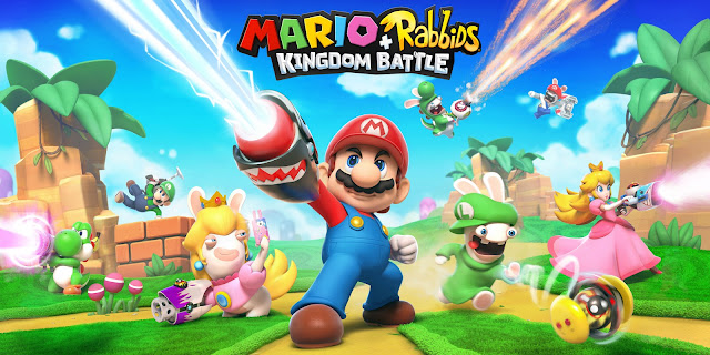 Mario + Rabbids Kingdom Battle presenta su pase de temporada