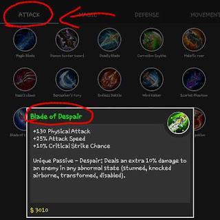 Build Item Nana Mobile Legend Terbaru Savage Full Damage