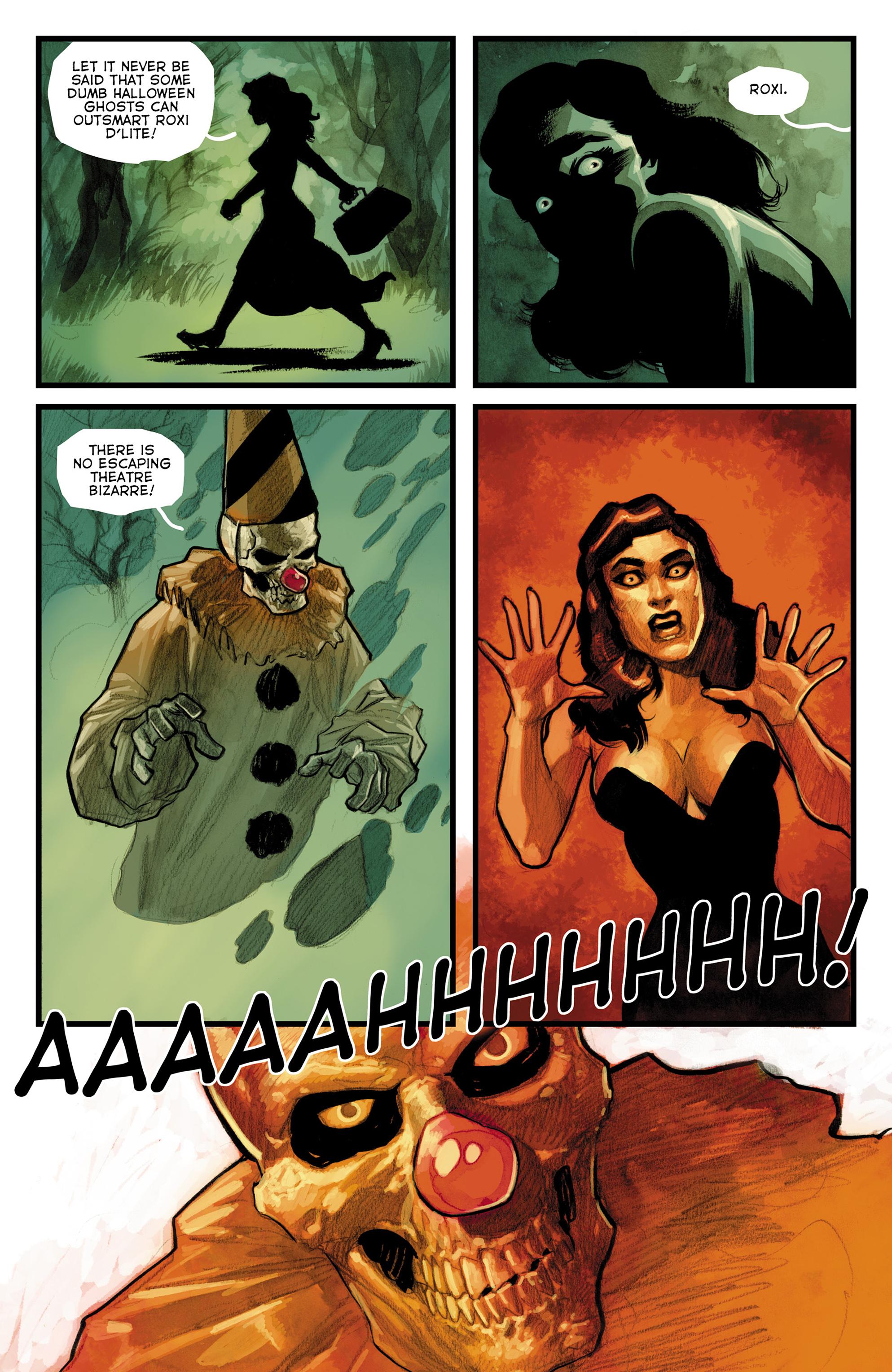 Read online The Goon: Theatre Bizarre comic -  Issue # Full - 20