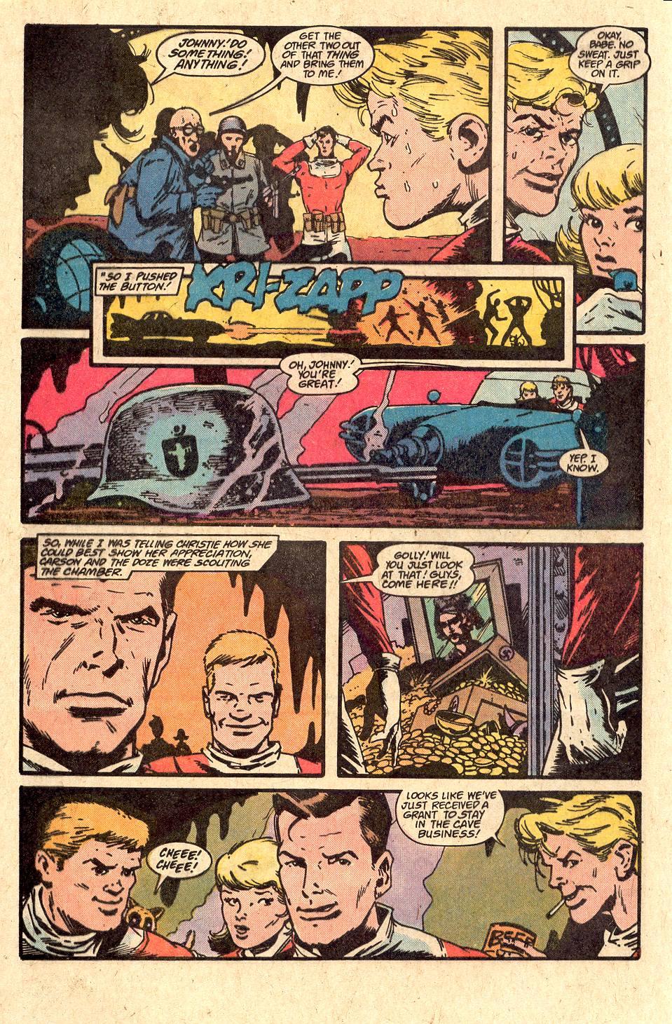 Read online Secret Origins (1986) comic -  Issue #43 - 27