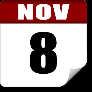 Peristiwa dan Kejadian Penting Tanggal 8 November