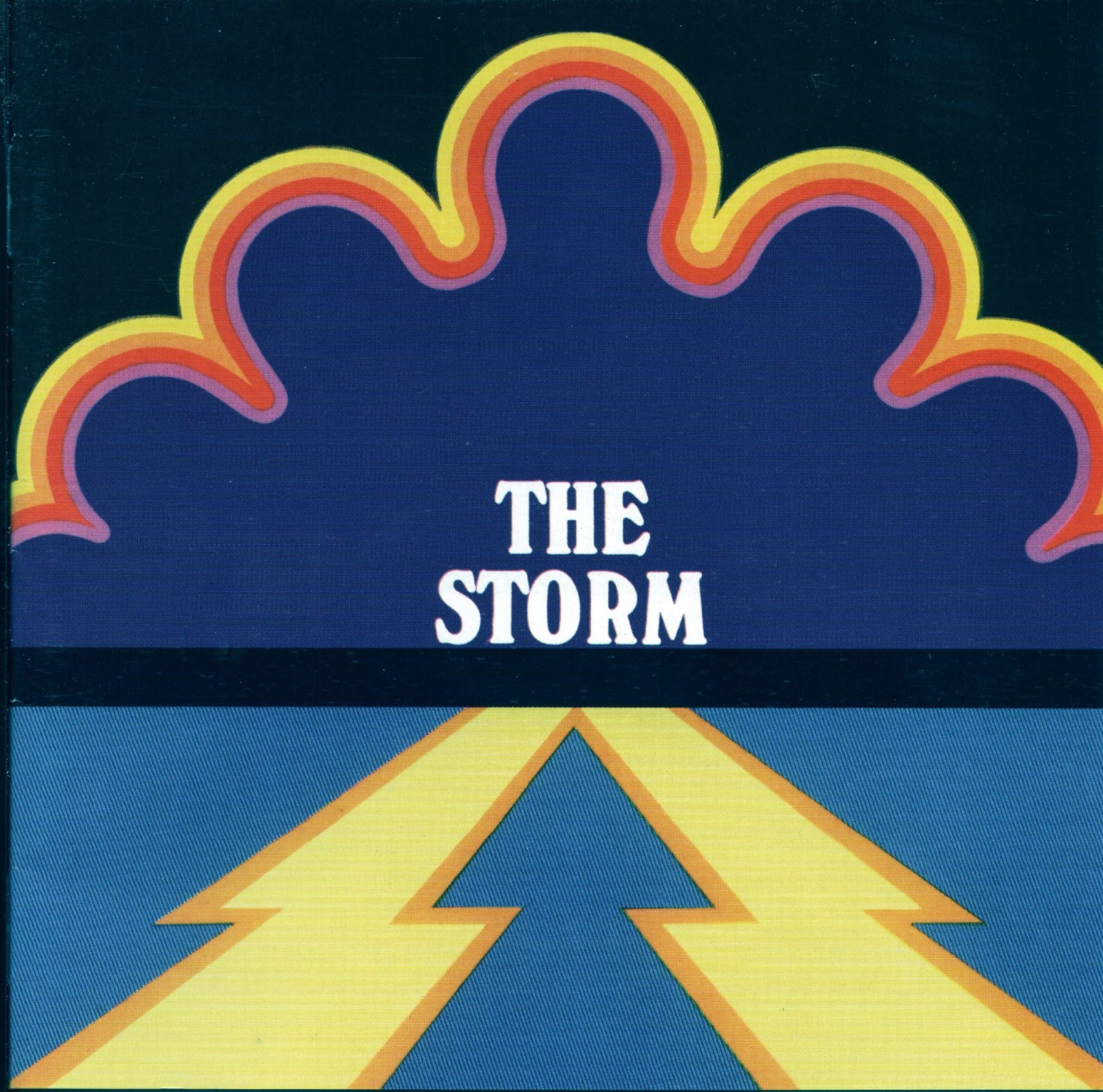 The Storm - The Storm (1974 Spanish proto-prog hard rock, 2006 Wah