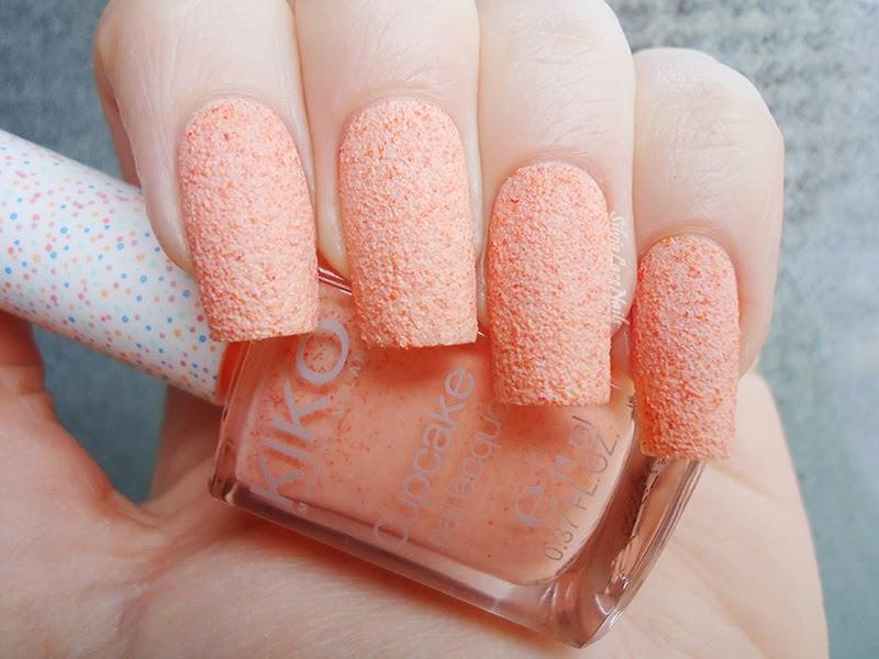 KIKO Cupcake Nail Lacquer: 650 Peach