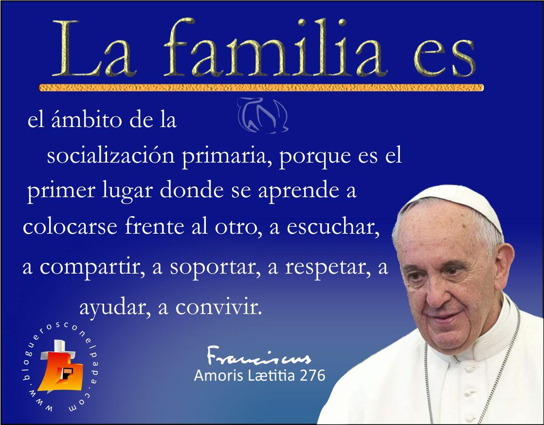 Resultado de imagen de frases del papa sobre la familia