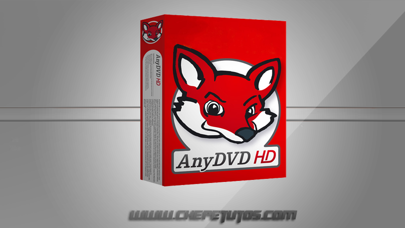 RedFox AnyDVD HD 8.1.6.1