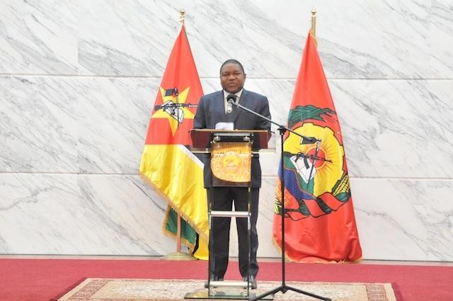 Moçambique | Nyusi saúda os obreiros da vitória da Frelimo nas autárquicas