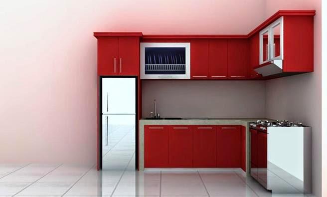25 Terpopuler Foto Kitchen Set Minimalis Sederhana