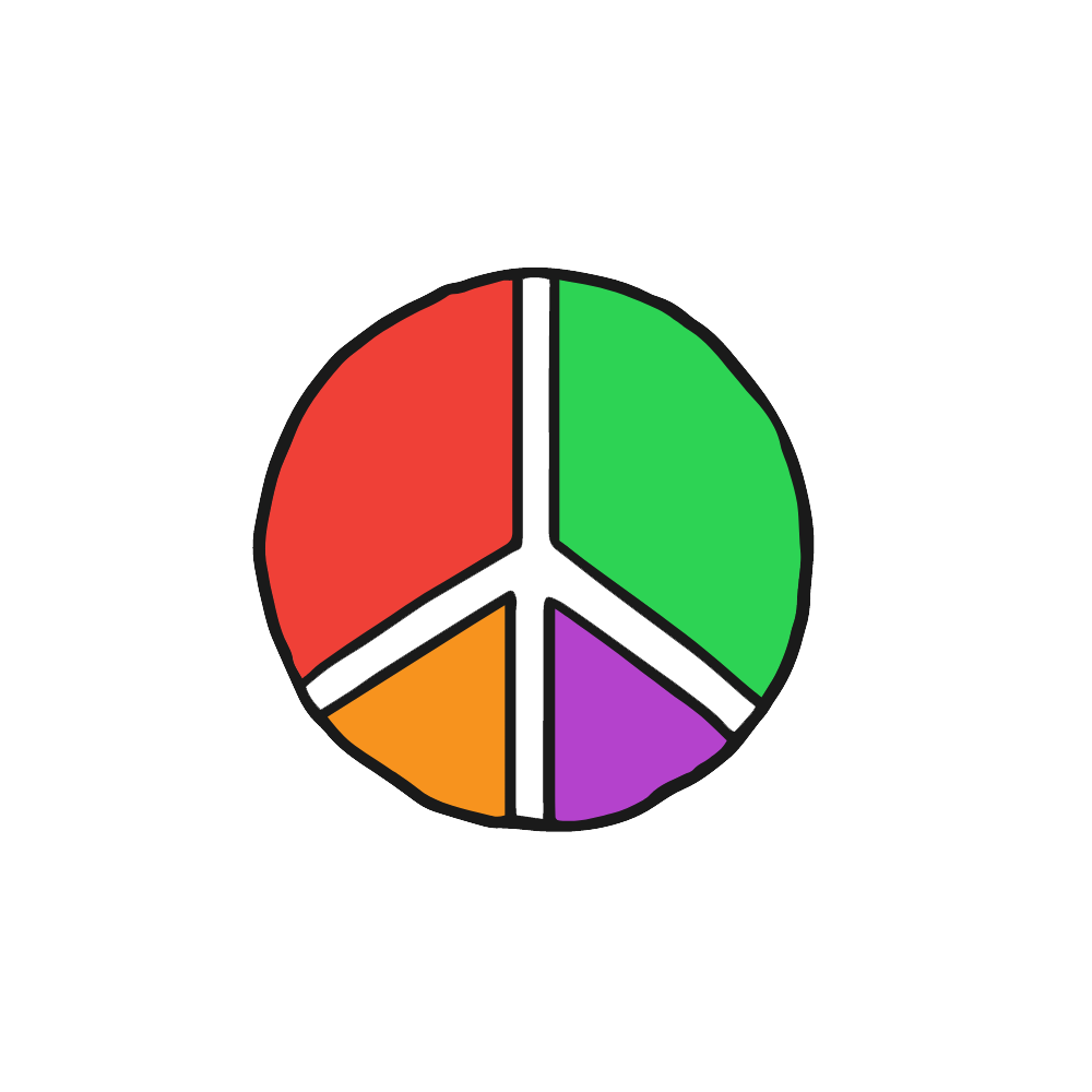 Round Graph Icon Png
