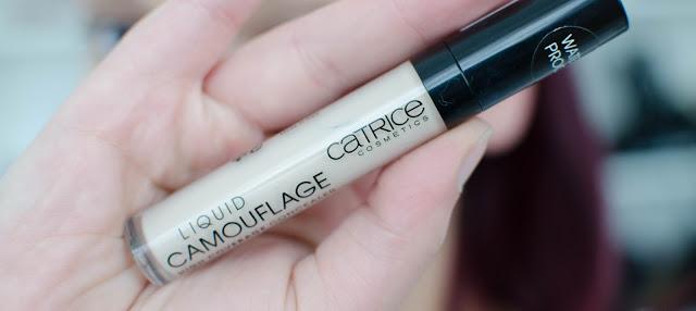 Liquid camouflage de Catrice