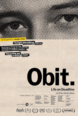 Obit. Life on a Deadline (2016) movie poster