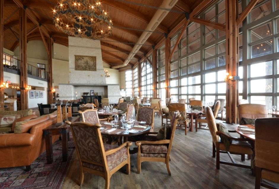 Rough Creek Lodge Wedding Venue
