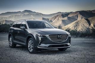 2018 Mazda CX-9: Changements, Examen, Prix