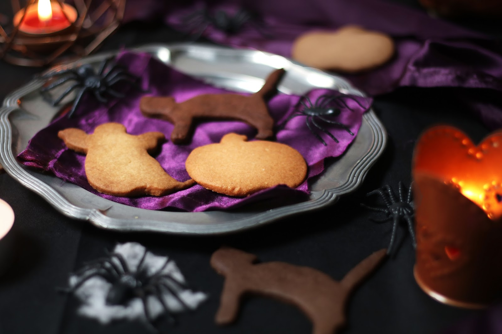 Biscuits sablés d'Halloween