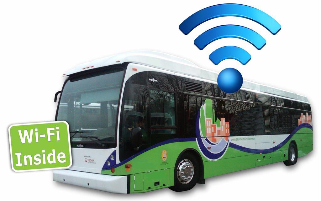 """توفير """"الويفي"""" في الحافلات لأول مرة في المغرب"""