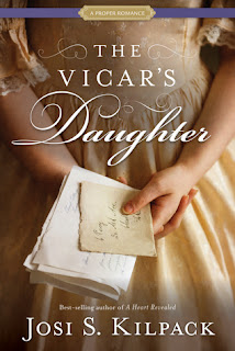 Heidi Reads... The Vicar's Daughter by Josi S. Kilpack
