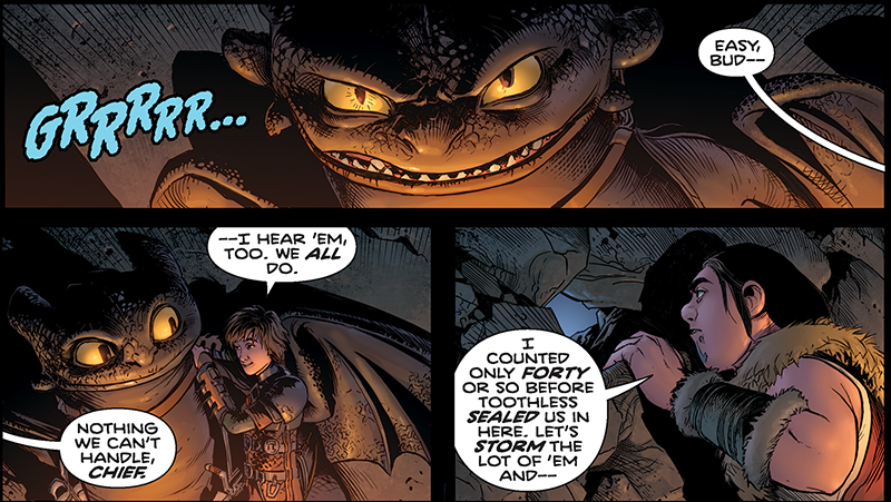 Free comic book day new dragon comic berks grapevine check out this sneak peek page from the 10 page how to train your dragon story released on saturday may 7 for free comic book day ccuart Images