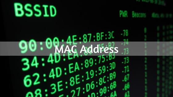 Cara Menemukan dan Mengubah Alamat MAC Address