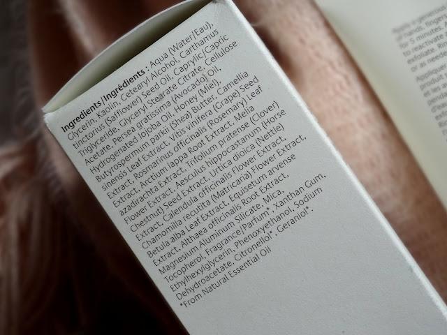 Jurlique Exfoliating Hand Treatment Ingredients