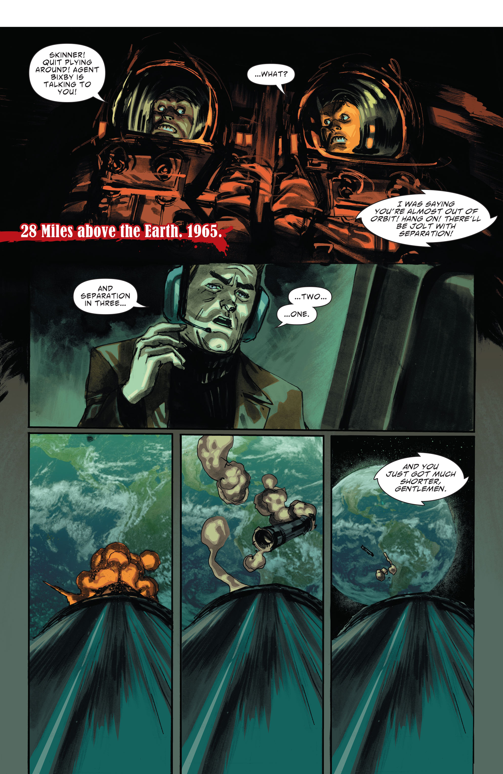 Read online American Vampire: Second Cycle comic -  Issue #9 - 6