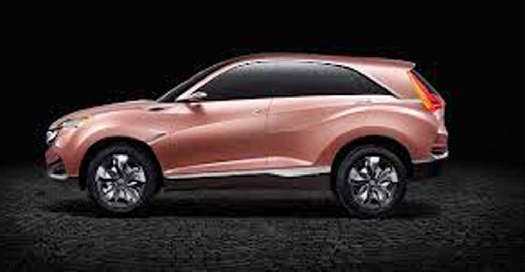 2017 acura rdx redesign and changes cars news and spesification. Black Bedroom Furniture Sets. Home Design Ideas