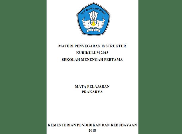 Modul Ilmu Pendidikan Sosial (Materi Bimbingan Teknis Penyegaran Instruktur Kurikulum 2013 SMP Tahun 2018)
