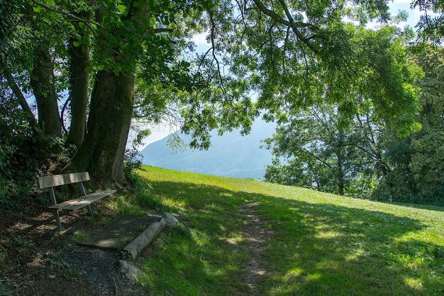 Historische Höhenweg von Bendern nach Schellenberg  Wandern Liechtenstein 06