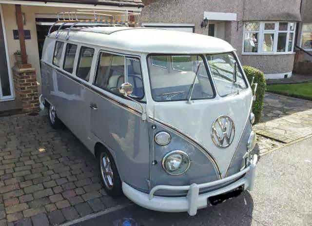 1965 VW Splitty Camper RHD Quick Sale - Buy Classic Volks