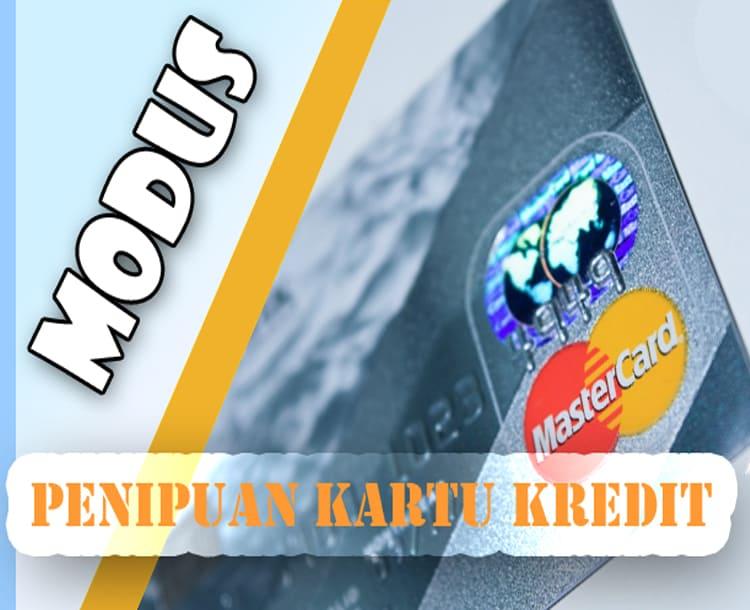 Waspadai Penipuan Kartu Kredit Dengan Modus Minta Kode OTP