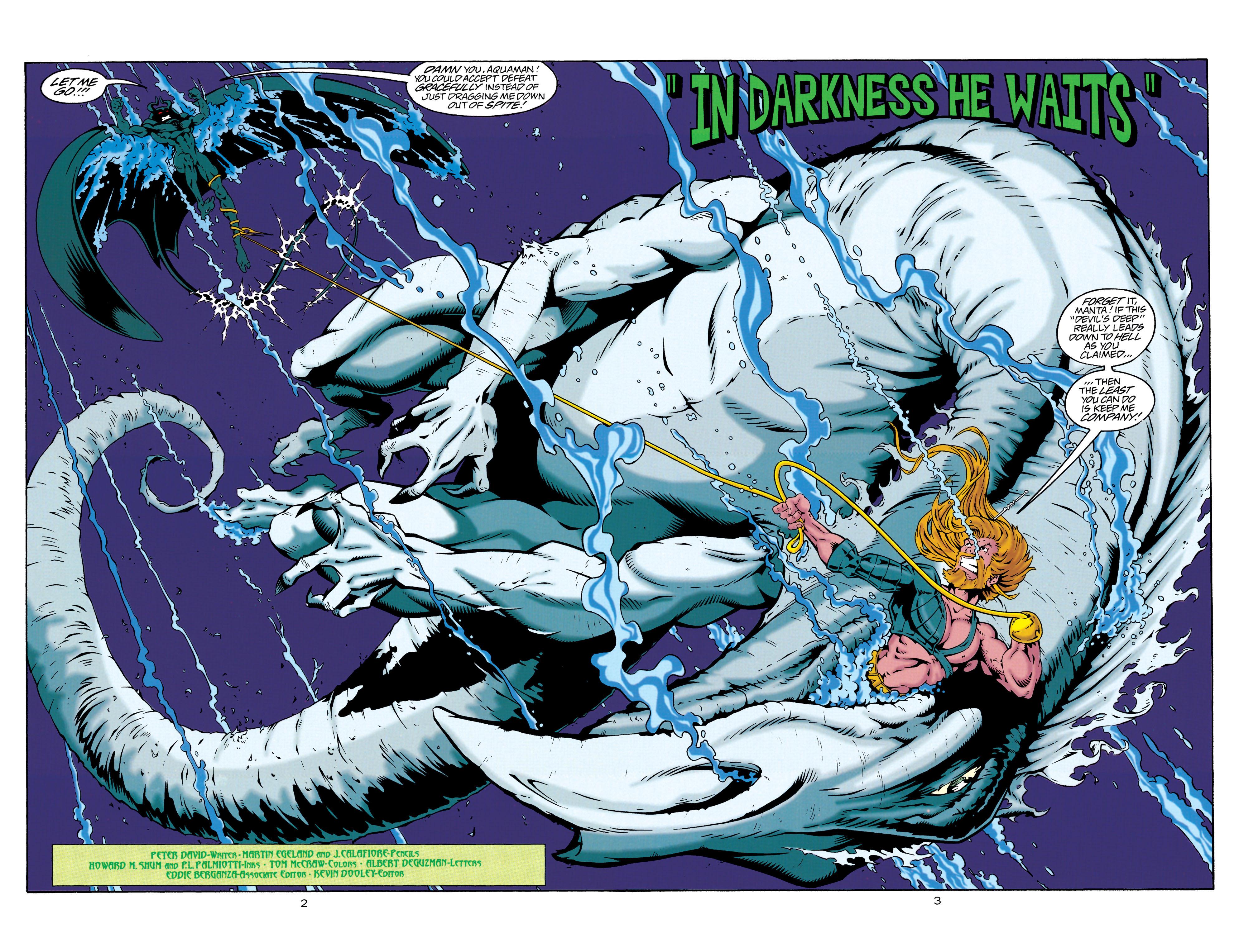 Read online Aquaman (1994) comic -  Issue #30 - 3