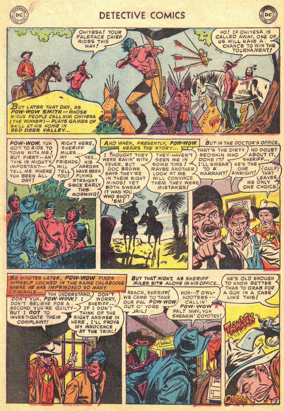 Detective Comics (1937) 193 Page 34