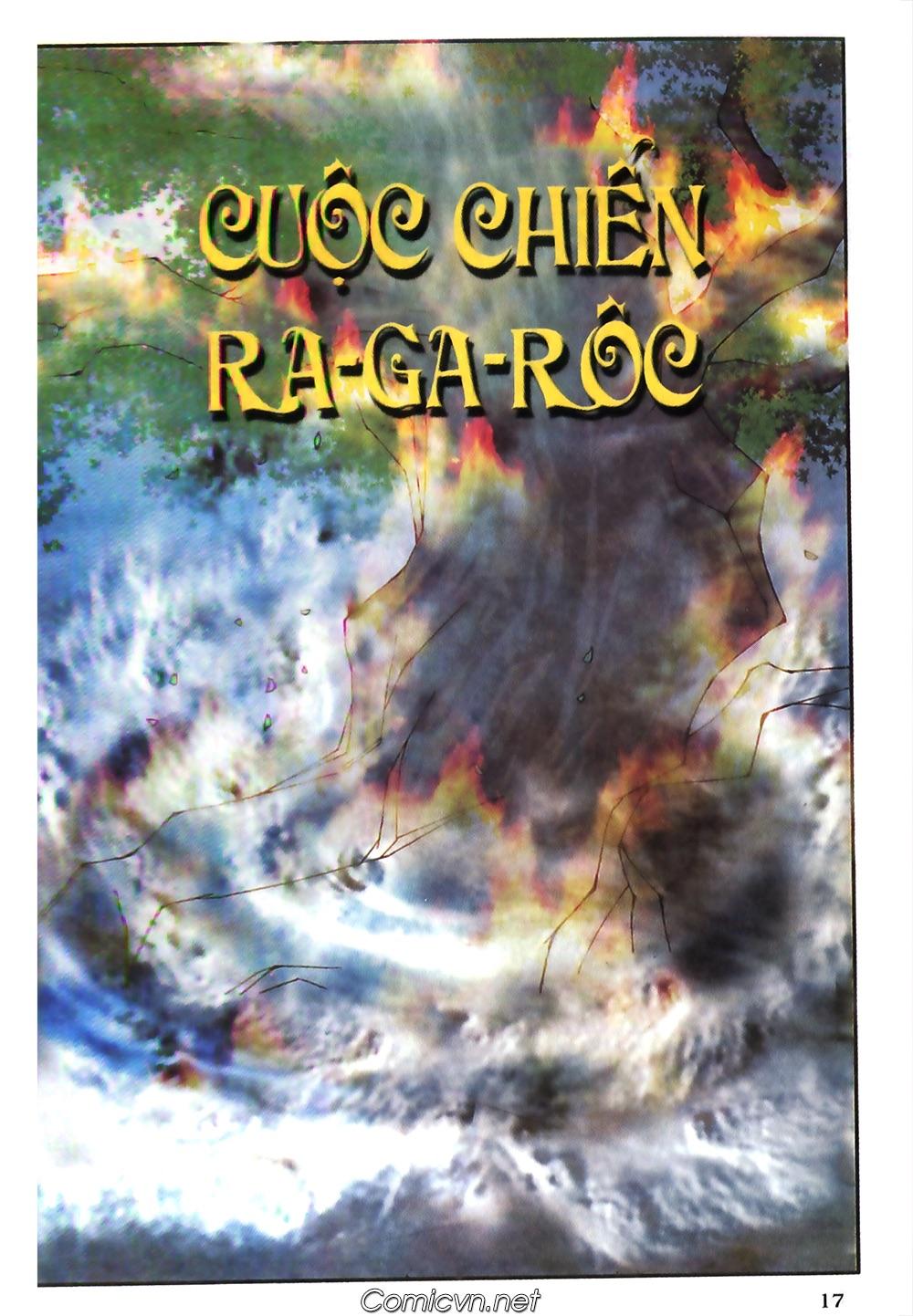 Thần thoại Bắc Âu - Chapter 48: Cuộc chiến Ragnarok - Pic 18