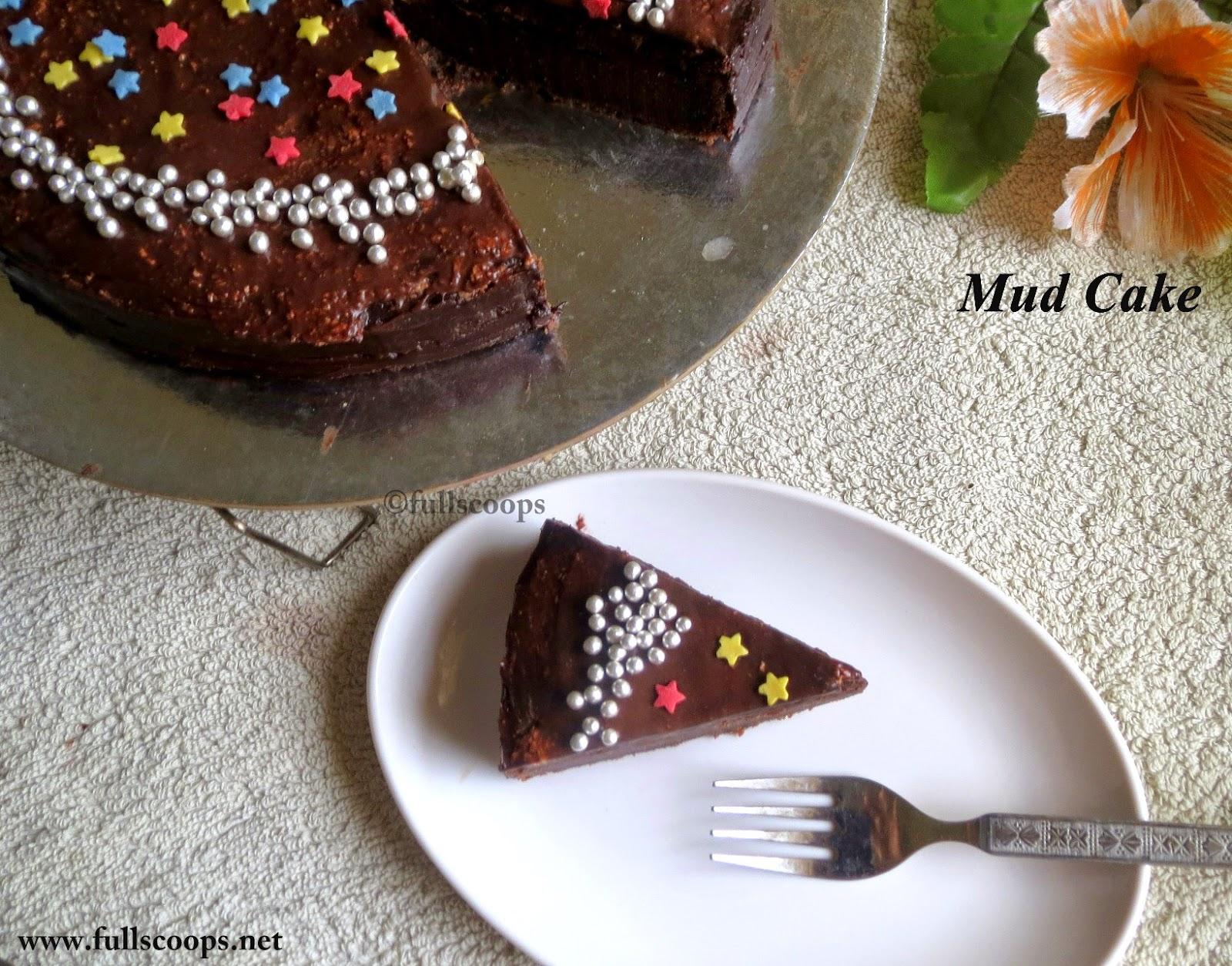 Dark Chocolate Mud Cake Nigella