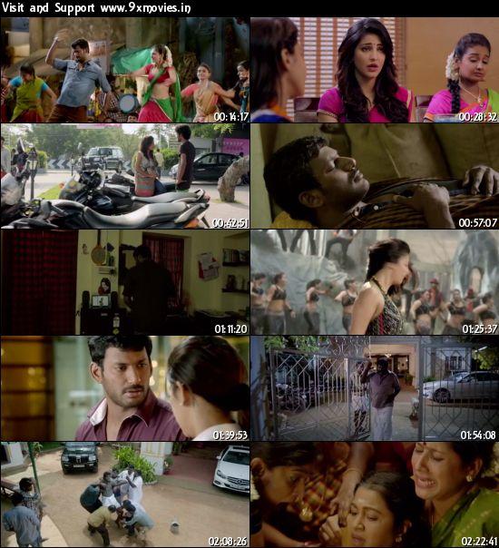 Himmatwar 2016 Hindi Dubbed HDRip x264 700mb