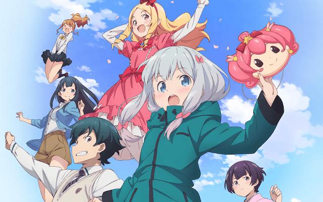 Eromanga Sensei Estreno OVA 2019
