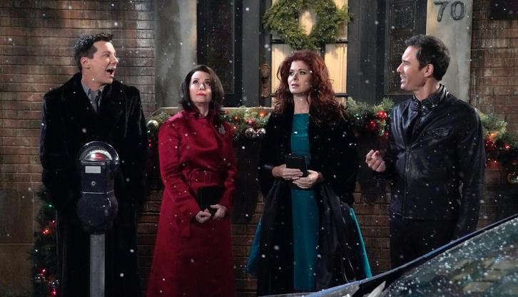Will & Grace - Episode 9.07 - A Gay Olde Christmas - Promo, Sneak Peeks, Promotional Photos & Press Release