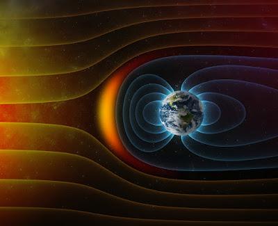 fungsi medan magnet bumi