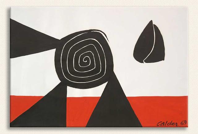 Alexander Calder isimsiz 02