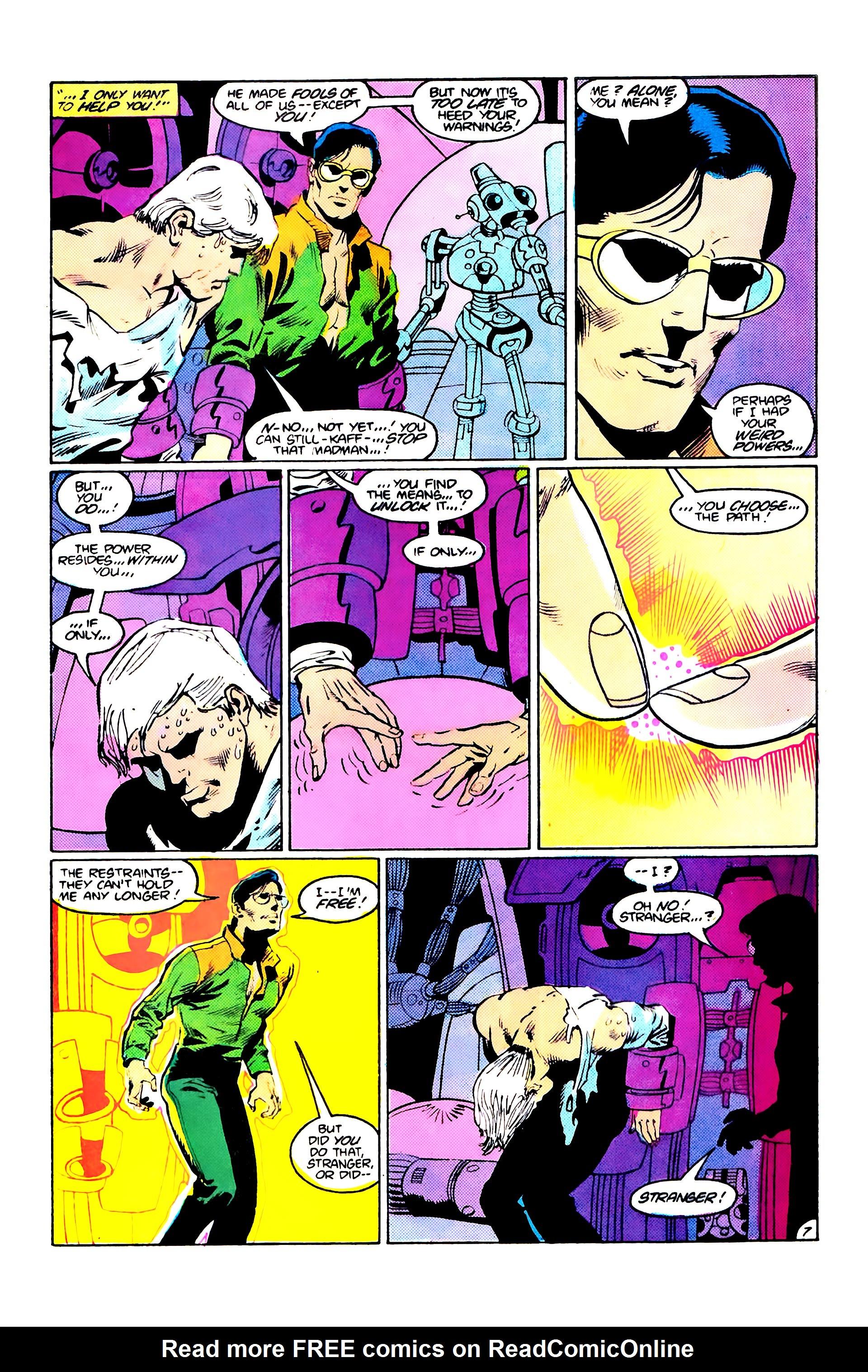 Read online Secret Origins (1986) comic -  Issue #10 - 33