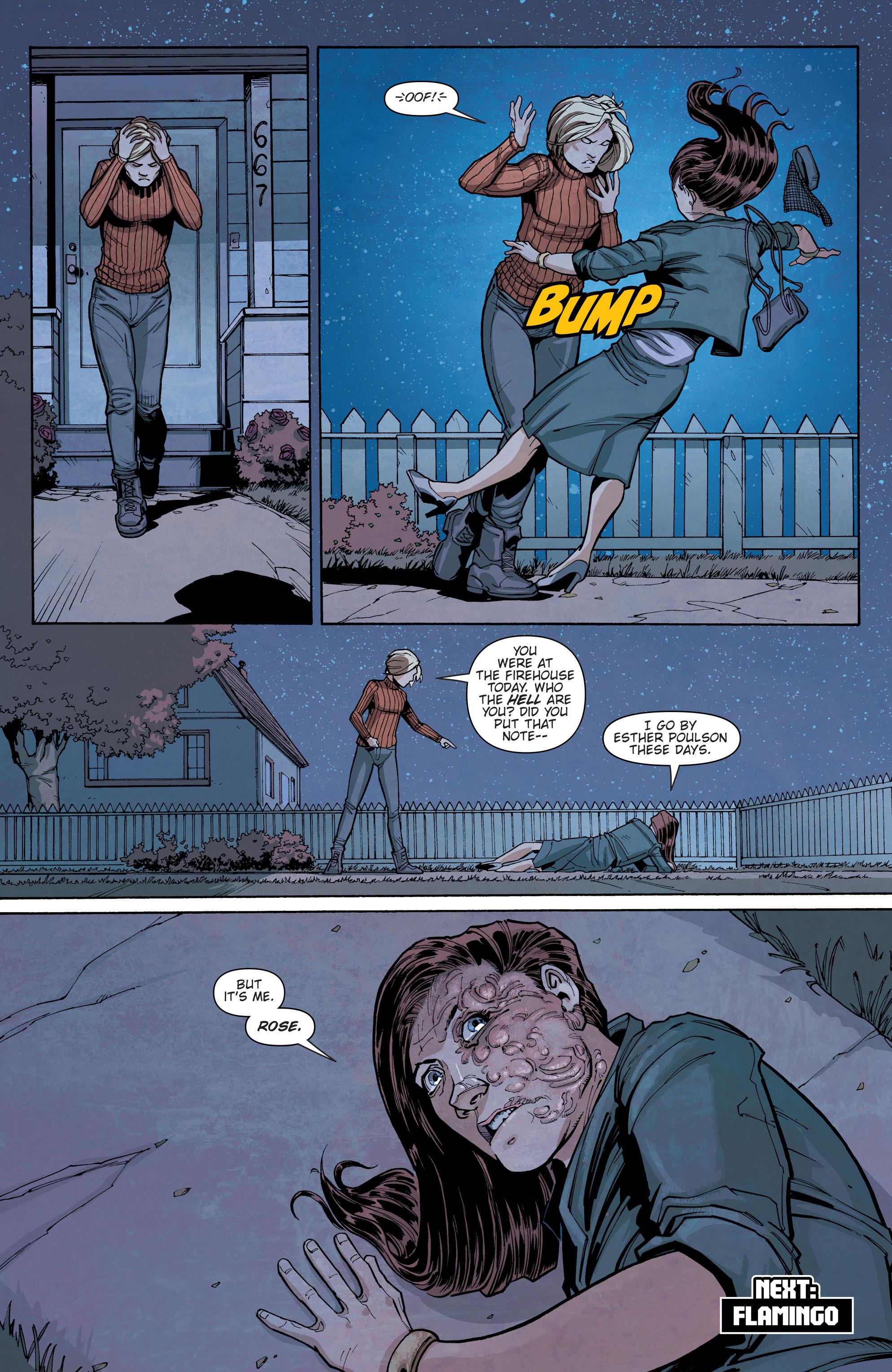 Read online Slash & Burn comic -  Issue #3 - 22