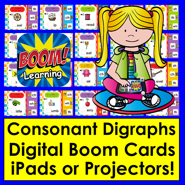 https://www.teacherspayteachers.com/Product/Consonant-Digraphs-20-Interactive-Self-Chcking-Digital-Task-Cards-BOOM-Cards-3234957