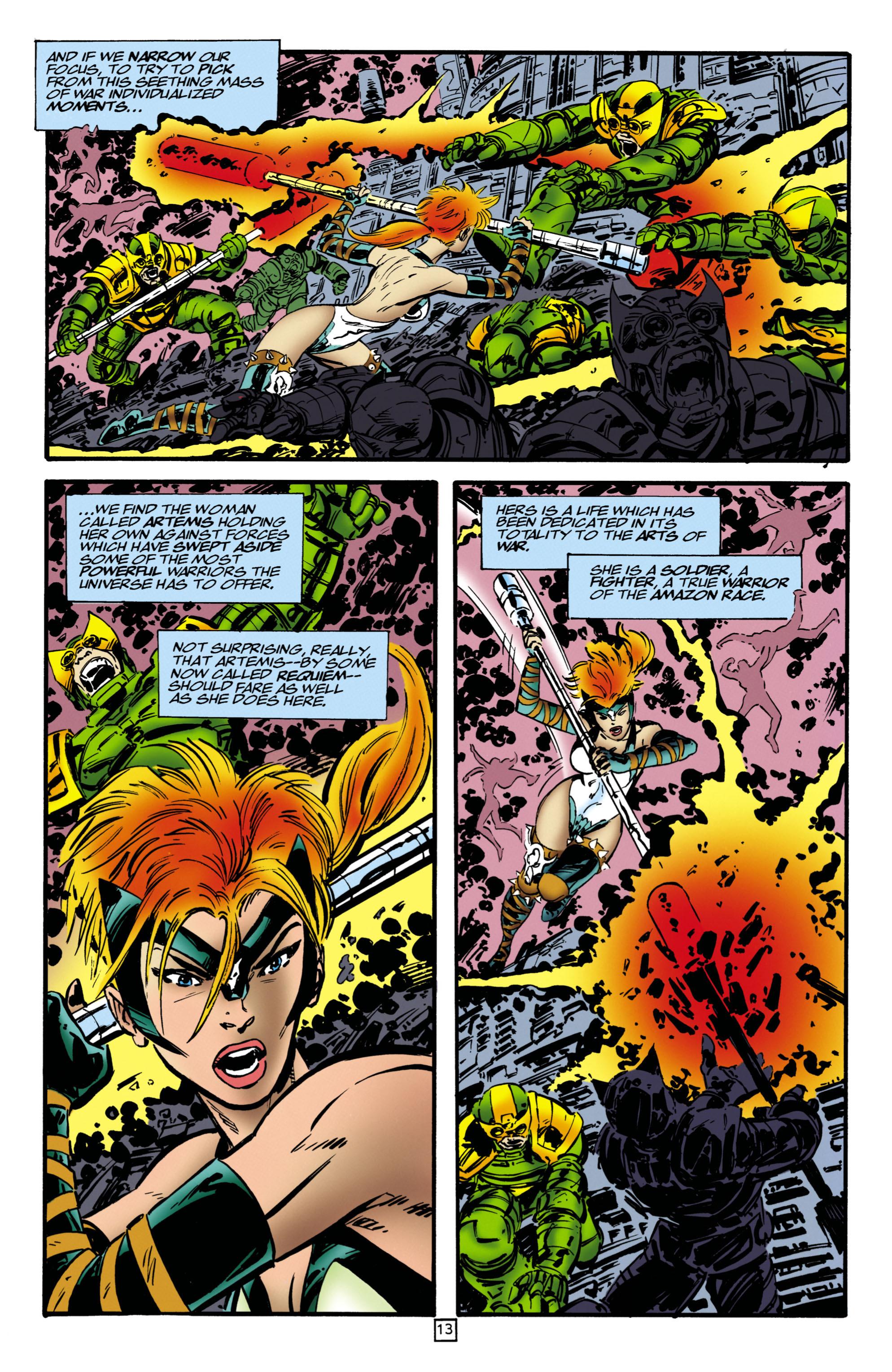 Read online Wonder Woman (1987) comic -  Issue #126 - 13