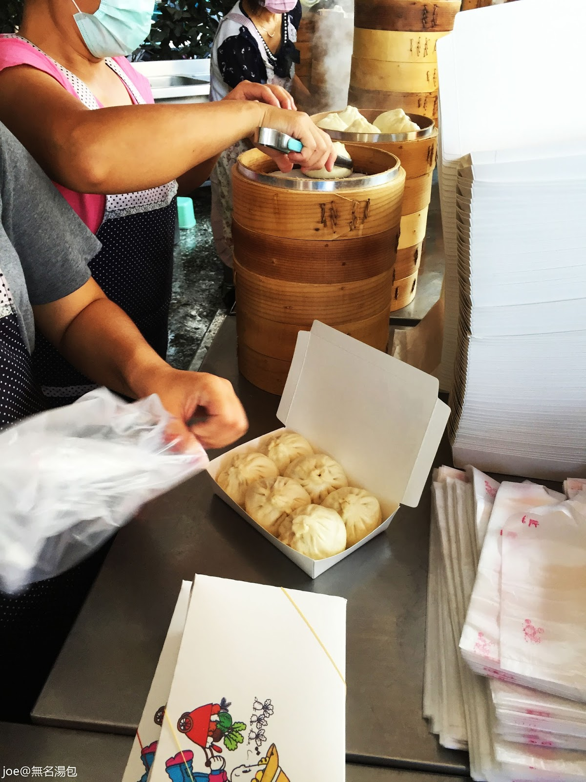 無名湯包 @臺中後火車站的古早味早餐 @大智湯包 @無敵爆漿湯包 – 熱血臺中