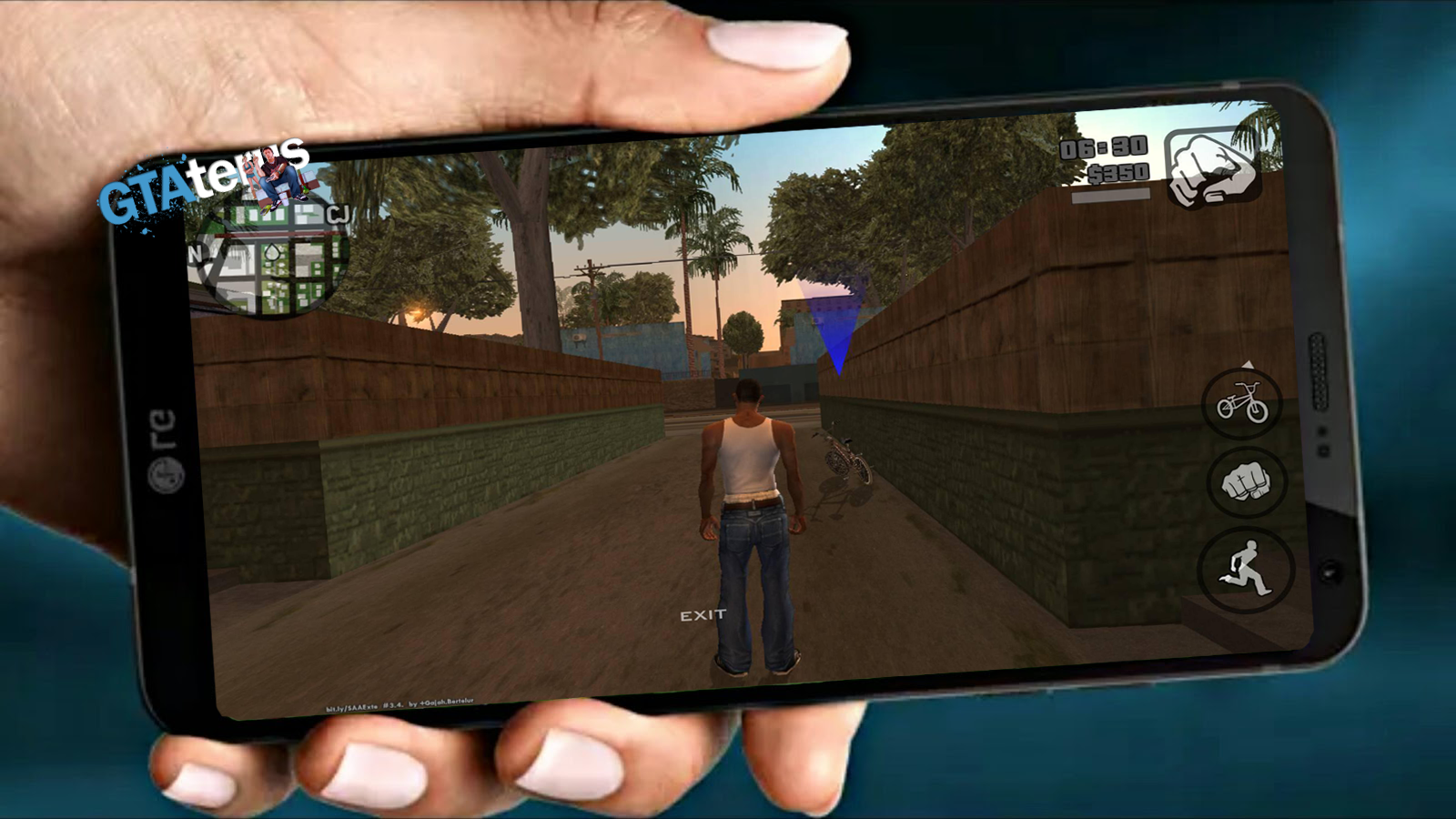 download gta sa support nougat