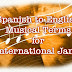 Spanish to English Musical Terms for International Jams
