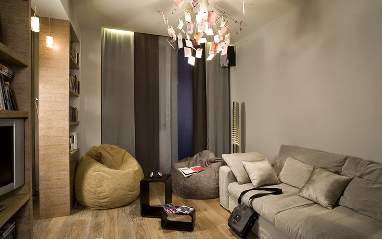Small Living Room Design Functional Furniture And Wall Designs
