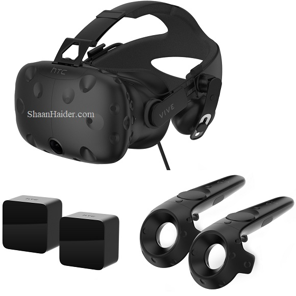 HTC Vive Middle East e-Commerce Store
