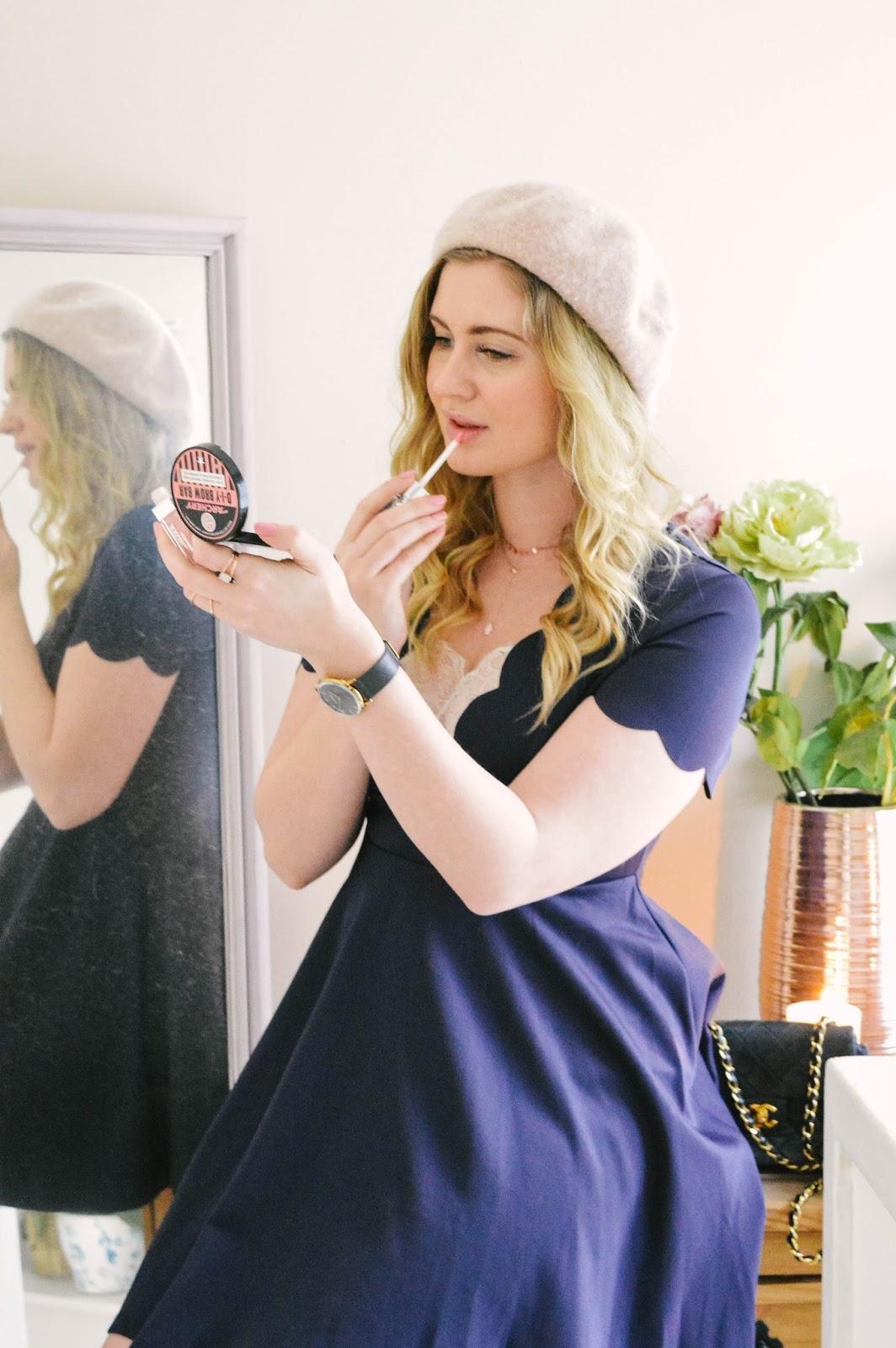 Dreaming Of Paris Dalry Rose Blog, fashion blog, style blog, Hampshire blog