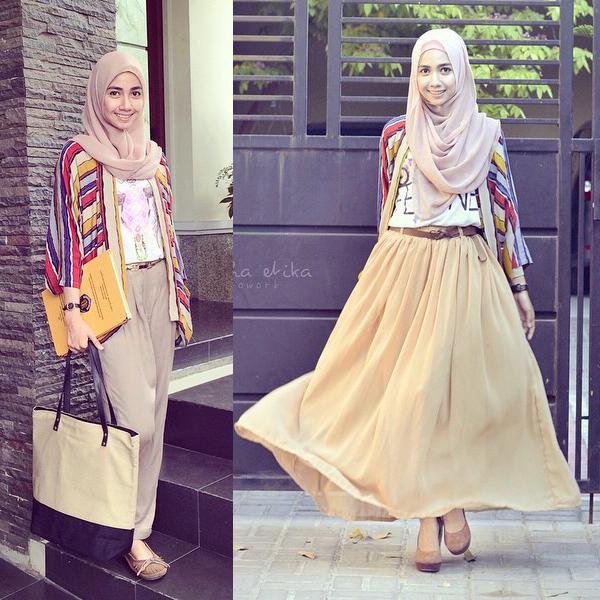 Tips Memilih Model Hijab Pesta Modis dan Elegan
