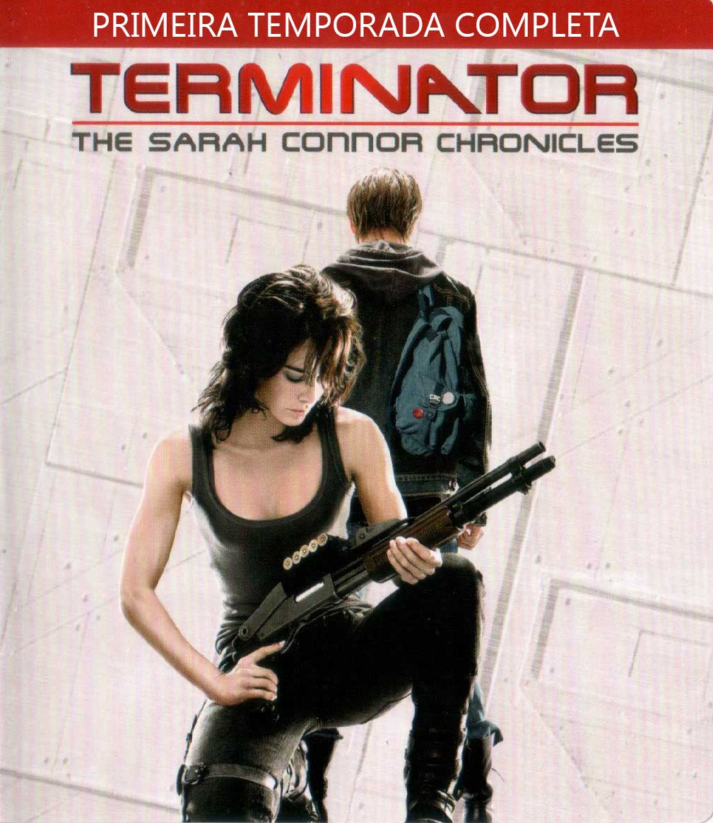 O Exterminador do Futuro: Crônicas de Sarah Connor 1ª Temporada Torrent - Blu-ray Rip 720p Dublado (2009)